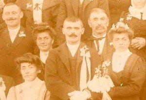 mariage Marie du Hab Louise et  Emmanuel
