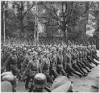 Des millions de soldats allemands engagés dans la Seconde Guerre Mondiale et...Hans X