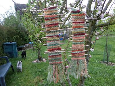 duo fleurs de pommier