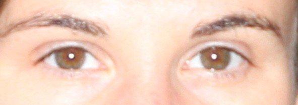 yeux Sandrine