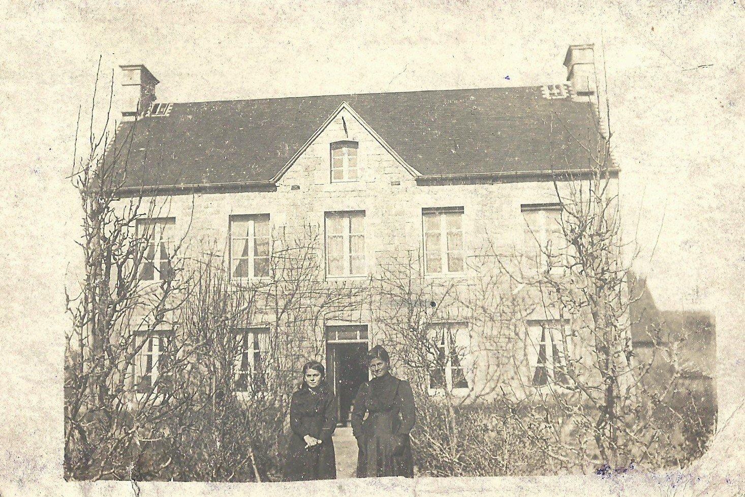 maison platoisière  entre 1914 et 1917