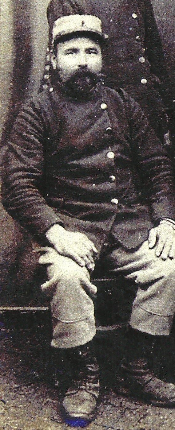 Arsène en 1914