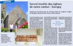 survol des églises Savigny