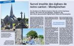 Survol église Montpinchon