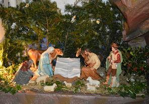 La crèche dionysienne, cette année