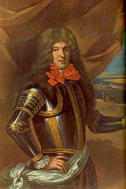 Anne Hilarion de Costentin, comte de Tourville. Merci à Wikipédia
