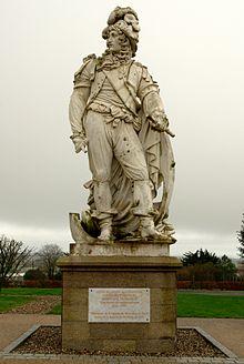 Amiral de Tourville. Merci à Wikipédia