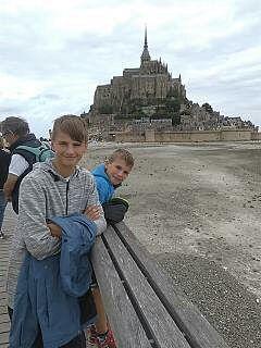 Timo et Nolan