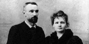 Pierre et Marie Curie   Image Musée Curie