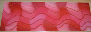 Mélodies en roses vagues ; Pastels 1995