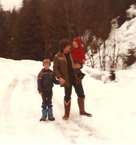 neige 1981 Vosges 1