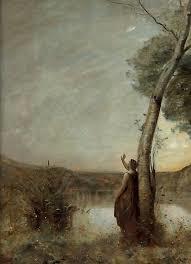 L'étoile du berger Camille Corot 1864