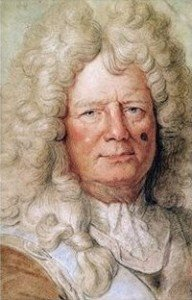 Sébastien de Vauban, peint par Hyacinthe Rigault
