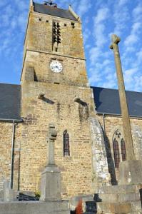 Croix de l'église 2018
