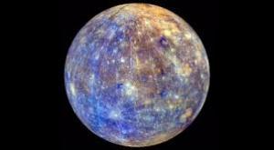 Mercure, la 1ère planète, la plus proche du soleil.  Futura-sciences.com