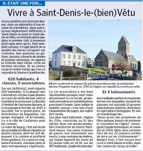 1-Il était une fois Saint-Denis-le-Vêtu